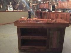 Minnesota Barnwood Custom Bar