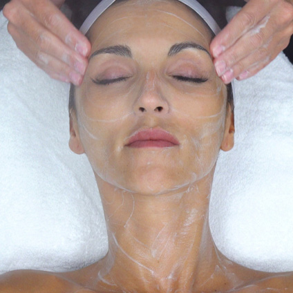calgary spa facials afterglow image