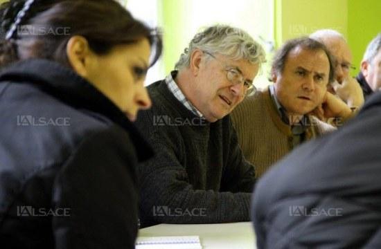Entretien avec Marc Desplats (Colmar)