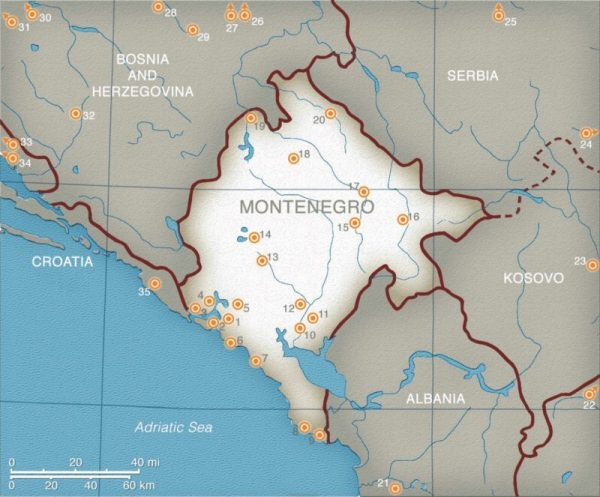 Helipads-montenegro