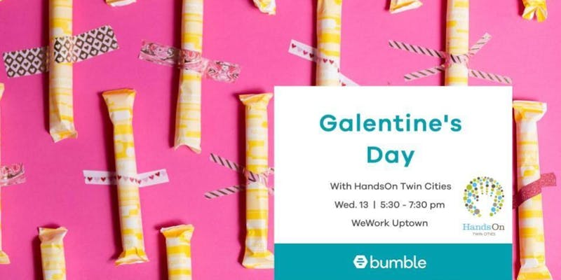 Show Some Love, Galentine Style!