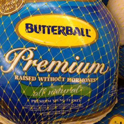 "Don't Pay Extra for the ""Raised without Hormones"" Turkey!"