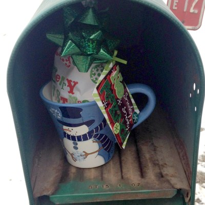 Day 24 – Random Act of Christmas Kindness – Mailman
