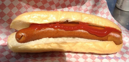 "My Food Confession - I Ate a ""GF, HH, HF, HR, AF, FF"" Hot Dog!"