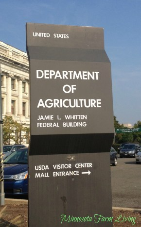 United States Ag Department