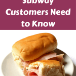 Top 5 Things Subway Customers Need To Know