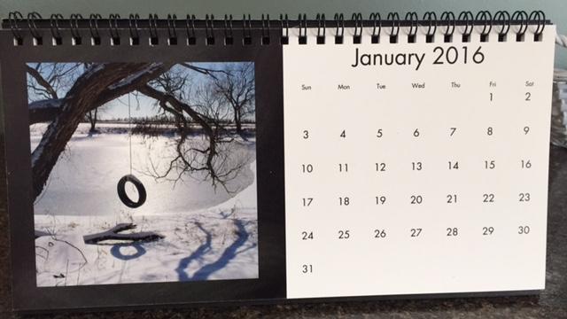 Kim's calendar