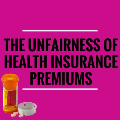 The Unfairness of Health Insurance Increases
