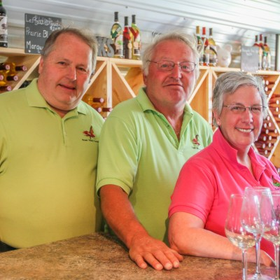 MN Agriculture: David and Mary Mohn, Flower Valley Vineyard