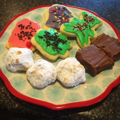 Family Christmas Cookie Favorites