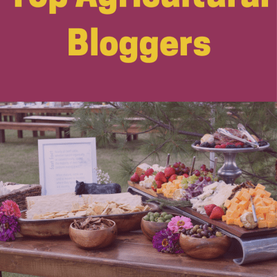 Top Agricultural Bloggers