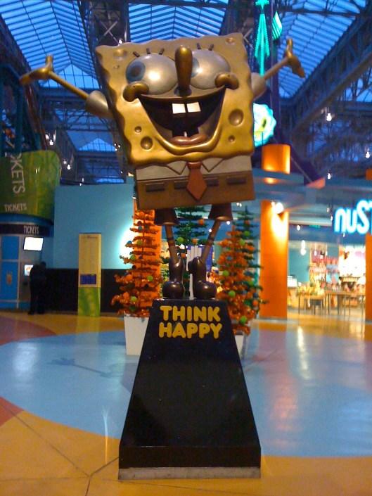 Sponge Bob Mall of America