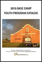 2016 Youth Program Catalog