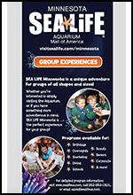 Sea Life Group Flyer
