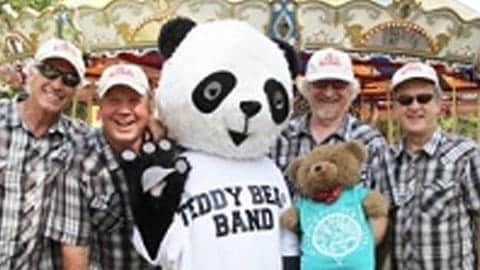 Teddy Bear Band Photo