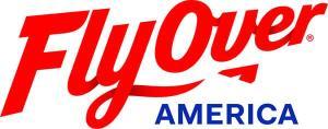 Fly Over America Logo
