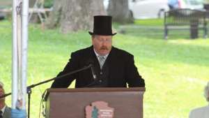 Teddy Roosevelt live