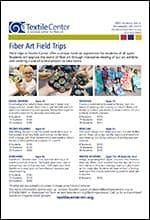 Fiber Art Field Trips