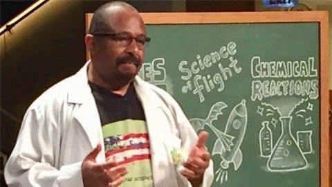 America's fun science teacher