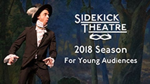 2018 Season for young audiences graphic
