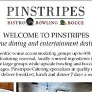welcome to pinstripes text