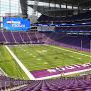 US Bank Stadiums Vikings Field