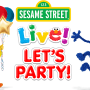 Sesame Street Live ad