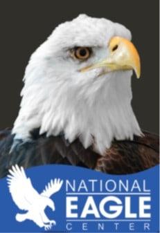 National Eagle Center Card