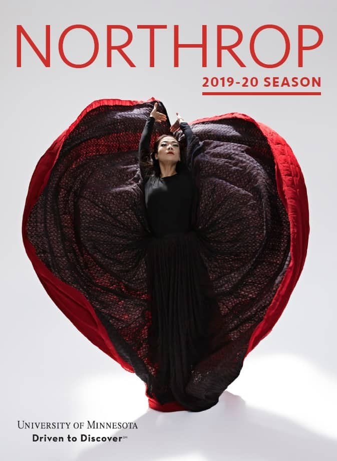 Northrop 2019-2020 Season Brochure