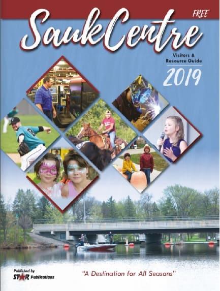 Sauk Centre Visitors 2019 Guide