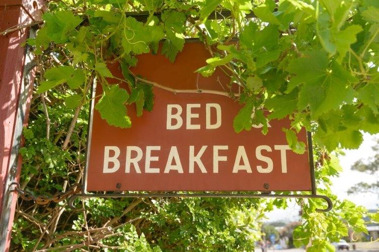 Bed and breakfast boerderij