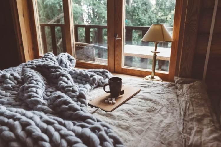 Duurste camping Lodge inside