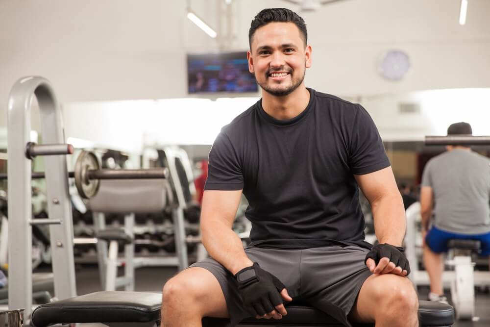 Waarom handschoenen tijdens fitness
