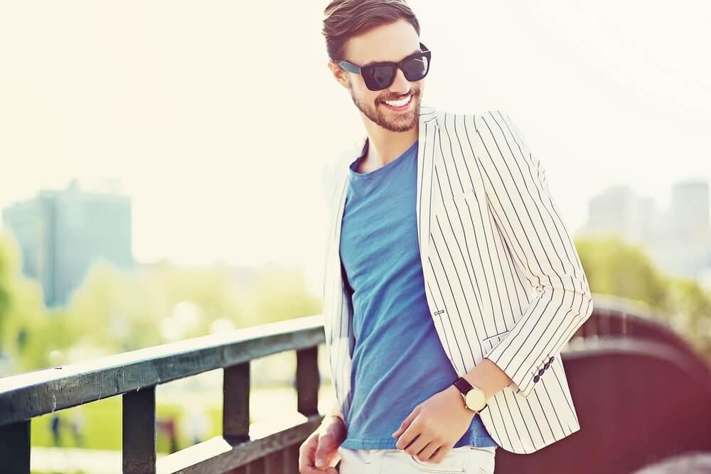 Kledingtips voor slanke mannen » MNLK.nl Lifestyle Magazine