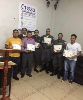 12 New Believers Baptized in Maximum-security Prison in Guatemala