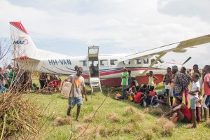 How a brand new airstrip united a Haitian neighborhood and a Pennsylvania church