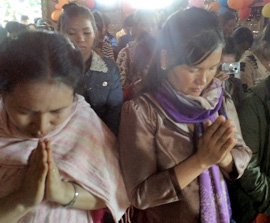 Three American Christians detained in Laos
