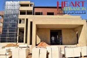 New building to help Syrian refugees thrive in Lebanon