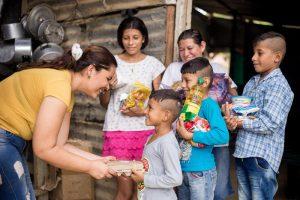 compassion colombia venezuela