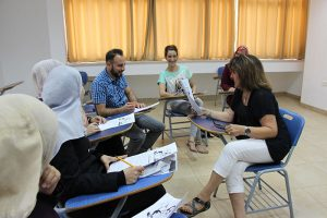 Bethlehem Bible Faculty wants volunteer ESL academics