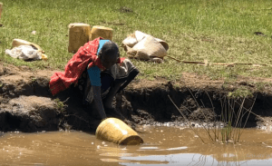 New well provides hope as Kenya drought drags on