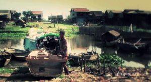 Cambodia: previous, current and future