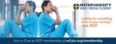 Nurses Christian Fellowship helps nurses discover the intersection of labor and religion
