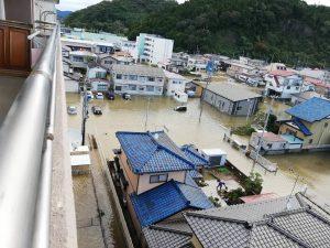 Japan: Storm Hagibis aftermath