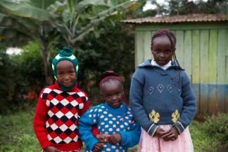 Kenyan Girls at Risk for Teen Pregnancy and Female Genital Mutilation Due to Coronavirus