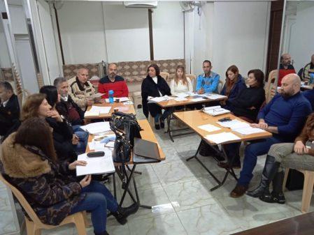 10-year Civil War Fuels Christian Growth in Syria