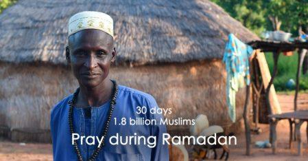Ramadan Ends, Prayercast Intercession Continues
