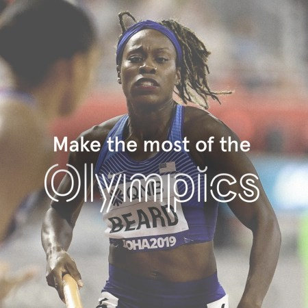 Jesus Film Project, Athletes in Action Begin 17-day Olympic Virtual Prayer Journey