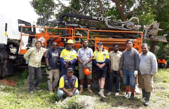Advanced Drillers Training in Vanuatu Dates: 18th August – 08th September, 2019