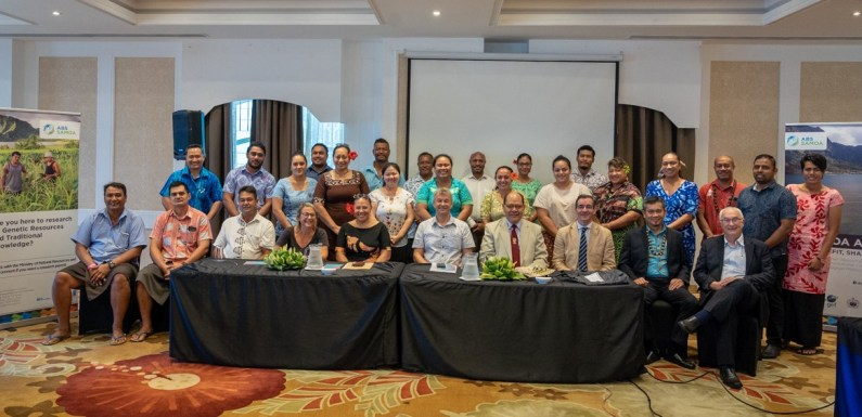 Samoa Takes the Lead in the Region in the Protection of Genetic Resources